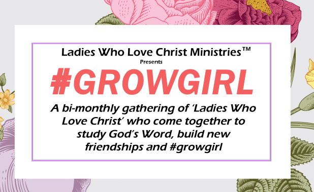 #GrowGirlGathering