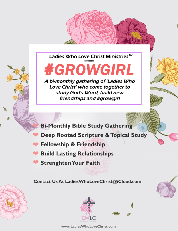 Grow Girl Gathering