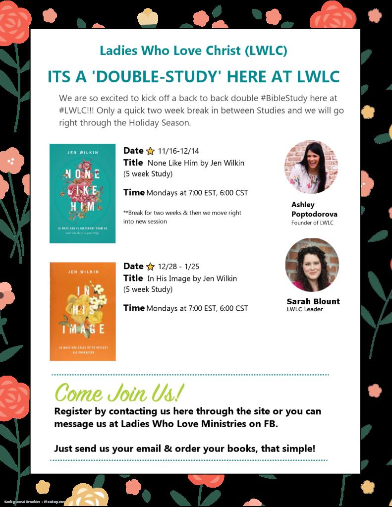 Double-Study Groups